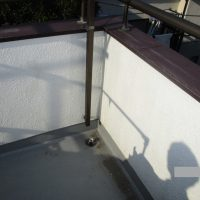 防水改修 施工前